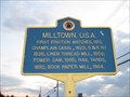 Image for Milltown, U.S.A.
