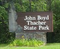 Image for John Boyd Thacher State Park - Voorheesville, NY