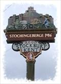 Image for Stockbury Village Sign - Kent, UK.