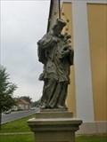 Image for St. John of Nepomuk // sv. Jan Nepomucký - Strachotice, Czech Republic