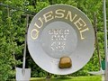 Image for World's Largest Gold Pan - Quesnel, BC
