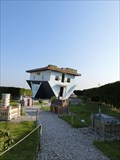 Image for The first upside down house in Germany - 17449 Trassenheide/ Mecklenburg/ Deutschland