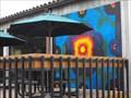 Image for Slug Cafe mural - Santa Cruz, California