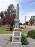 Image for Cuballing and Yornanning War Memorial - Western Australia