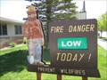 Image for Smokey Bear -  Duchesne Ranger Station - Utah