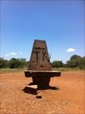 Image for Grenzstein Kenia-Tanzania / Border Crossing Kenya-Tanzania