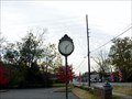 Image for City Hall Clock, Ringgold, Georgia