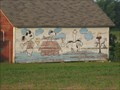 Image for Peanuts barn mural - La Porte, IN