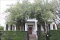 Image for Site of the Death of Jefferson Davis - New Orleans, LA