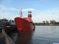 Image for Lightship 'LV 95' - Trinity Buoy Wharf, London, UK