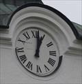 Image for Clock at Church - Markaryd, Sweden
