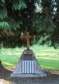Image for Mt. Ida Cemetery - Memorial Cairn - Salmon Arm, British Columbia