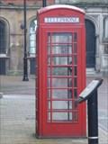 Image for Red Telephone Box - Broadway, Nottingham, Nottinghamshire, England, UK.