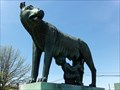 Image for Capitoline Wolf - Sault St Marie - Michigan, USA.