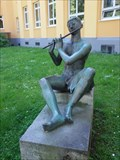 Image for Flute Player - Johannes-Kepler-Gymnasium - Bad Cannstatt, Germany, BW