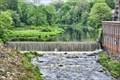Image for Warren Cotton Mill Dam - Warren MA