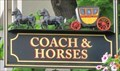 Image for Coach & Horses Pub Sign - Mayfair - London, U.K.