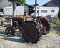 Image for Old Tractor - Brislach, BL, Switzerland