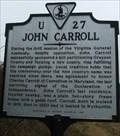 Image for John Carroll