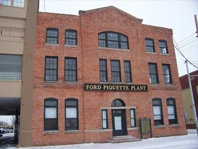 Ford Motor Company Piquette Street Plant Detroit