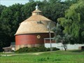 Image for Round barn out south of Broadhead WI