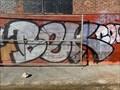 Image for Van Gogh Lounge graffiti - Providence, Rhode Island
