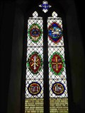 Image for Nave Windows, St Peter's, Martley, Worcestershire, England