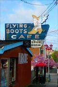 Image for Flying Boots Cafe & Spur Room - Tacoma, Washington