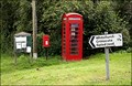 Image for Wimpston phone box, Warwickshire, UK