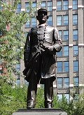 Image for Admiral David Glasgow Farragut Monument  -  New York City, NY