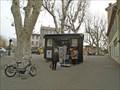 Image for Kiosque à journaux de la Place Bellegarde - Aix en Provence, Paca, France