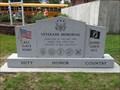 Image for Veterans Memorial -- Vinton IA