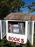 Image for Cobourg Free Pop-Up Library, Eco-Garden - Cobourg, Ontario