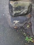 Image for Cut Mark - Railway Bridge on Clarence Street, Stalybridge, Tameside, England