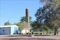Image for ATSFRR Shops lonely chimney -- Ash Fork AZ