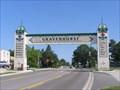 Image for Gateway to Muskoka Arch, Gravenhurst, Ontario