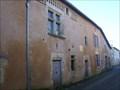 Image for Commanderie des Templiers. Bagnault. france