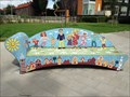 Image for Playground mosaic - Nieuwkoop, Netherlands