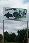 Image for Eco Zip Line Tours - New Florence, MO