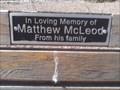 Image for Matthew McLeod - Wilson Park - Fayetteville AR