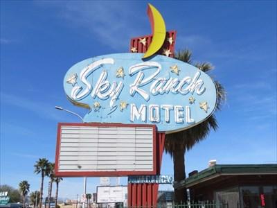 Sky Ranch Motel, Pane 2, Las Vegas, Nevada