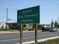 Image for Officer Rick Cromwell Highway - Lodi, CA