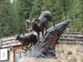 Image for Mountain Sheep - Radium Hot Springs, British Columbia