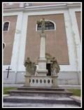 Image for Kríž (Kostel Nanebevzetí Panny Marie) - Pozorice, Czech Republic