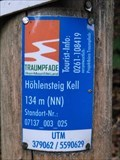 Image for UTM 379062 / 5590629 - Höhlen- und Schluchtensteig - Kell, RP, Germany