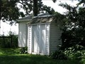 Image for Sts. Peter and Paul Outhouse – Solon, IA