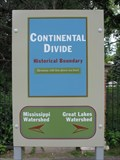 Image for Continental Divide Historical Boundary - Oak Park, IL