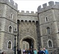 Image for King Henry VIII Gate - Satellite Oddity - Windsor Castle, Great Britain.