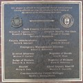 Image for York County Courthouse Millennium Plaque - Alfred, ME