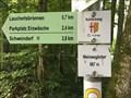 Image for Höhenmarke Weinwegäcker bei Kösingen, Neresheim 587 Meter